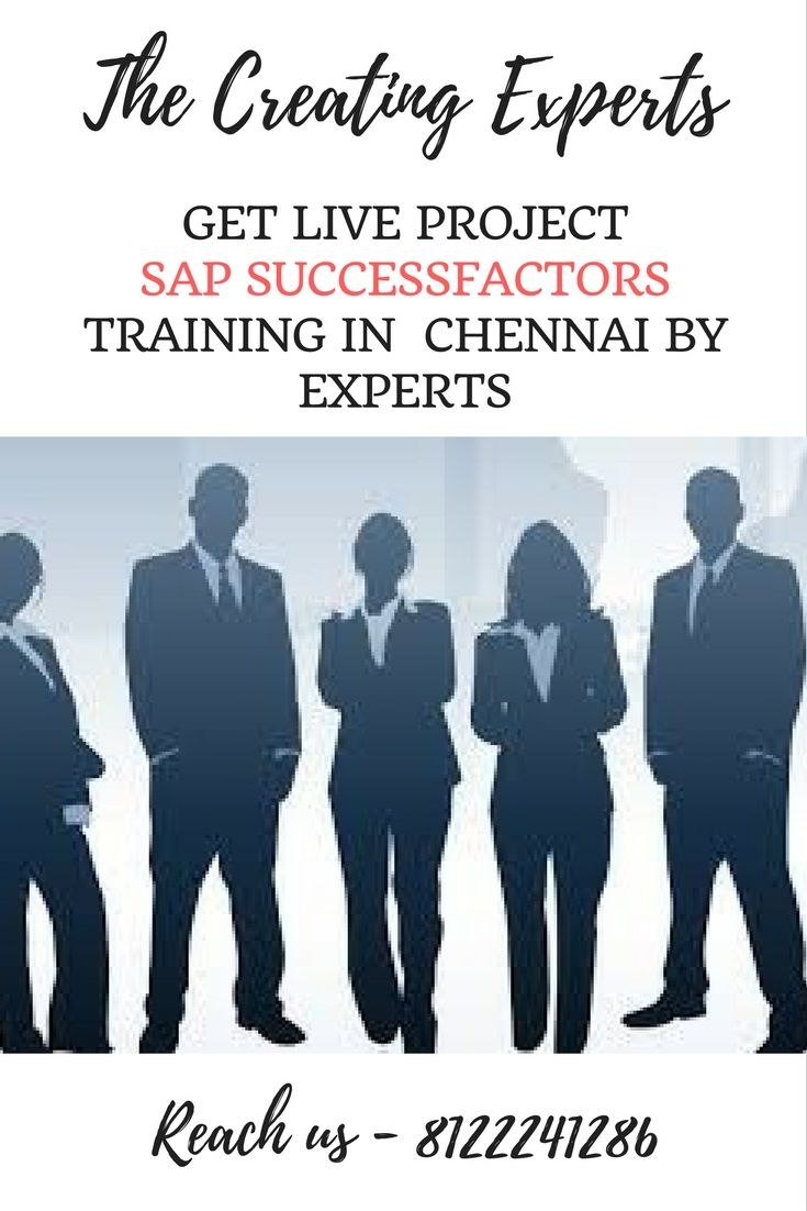 Placement Assistance #SAP #SuccessFactors Training in Chennai Contact us:8122241286 http://bit.ly/1YpqRSI