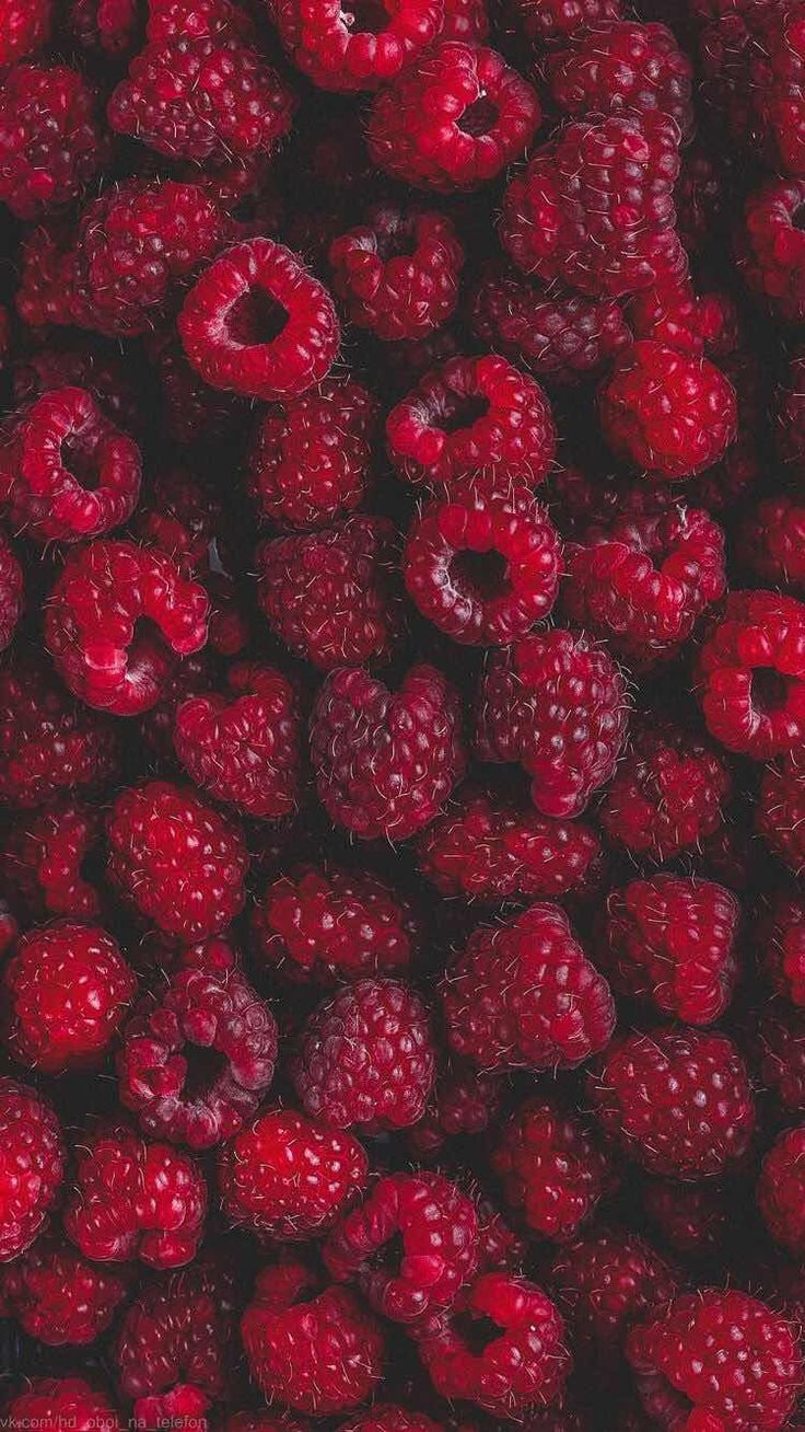 iPhone and Android Wallpapers: Raspberry Wallpaper for iPhone and Android