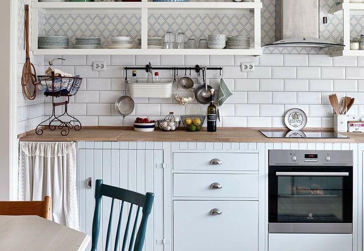 12 scandi kitchen designs