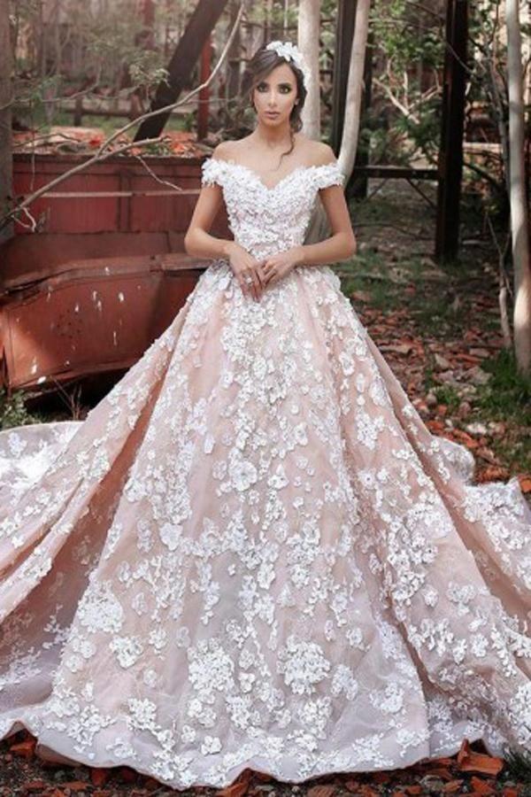 Wedding Dresses 2018 Cute Wedding Dress Lace Wedding Dress Wedding Dresses 2018 Cute Short Sleeve Wedding Dress Wedding Dresses Lace Ball Gowns Wedding