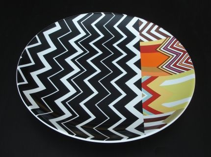 「ミッソーニ 皿」の画像検索結果