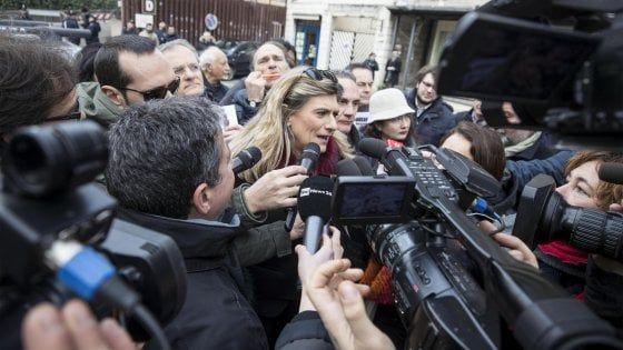 """Roma la testimonianza di Angeli al processo contro Spada: """"Minacciata perchè facevo il mio lavoro"""" #lavoratori #salari #tasse #roma #stipendo #INPS"""