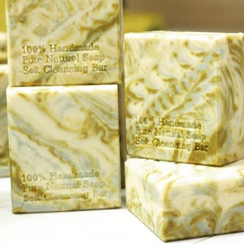 Moringa Rice Wine Vinegar Soap