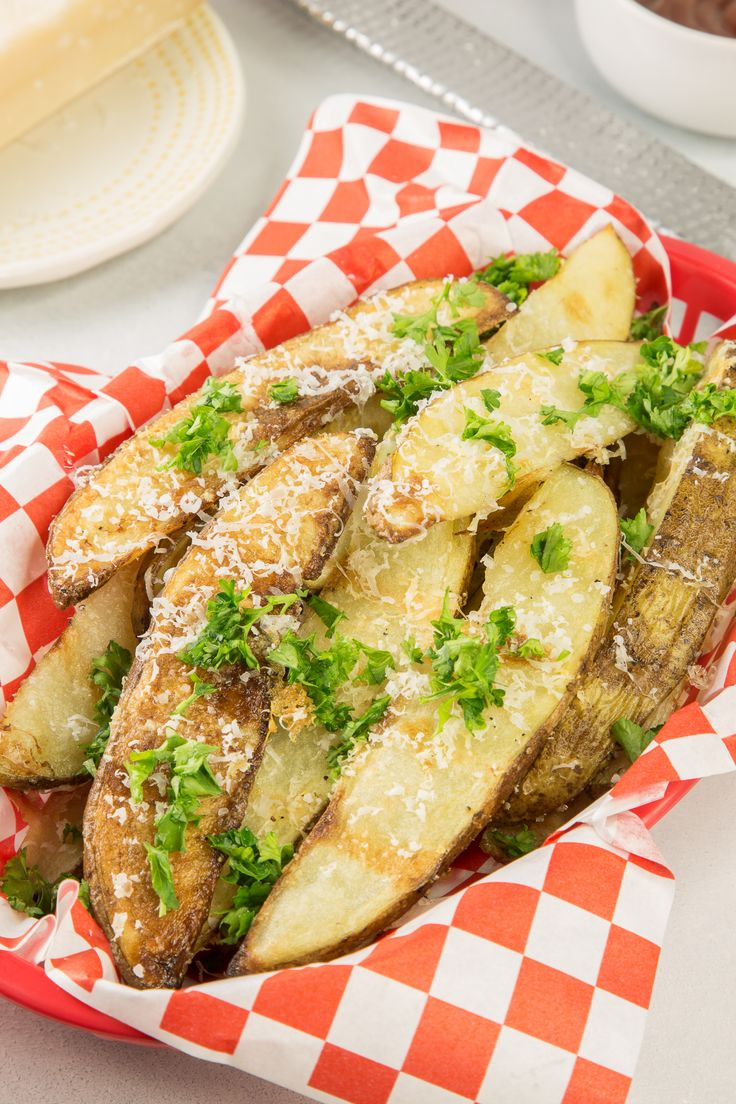 BAKED french fry