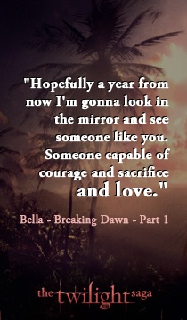 From The Twilight Saga: Breaking Dawn - Part 1  #TwilightForever