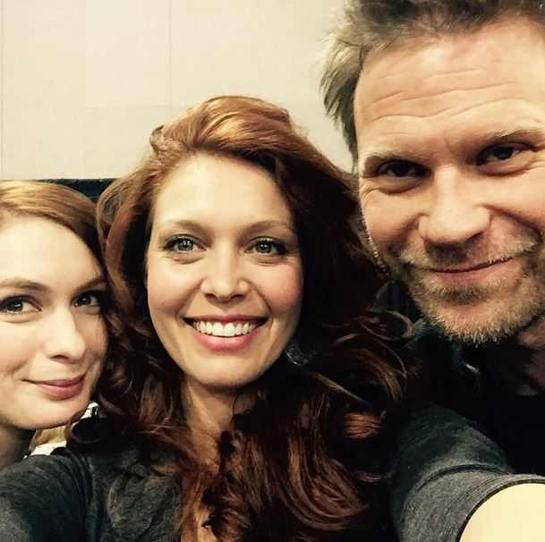 I love how these characters aren't even on the same season, but they are all part of the SPN Family! Love you guys!!!