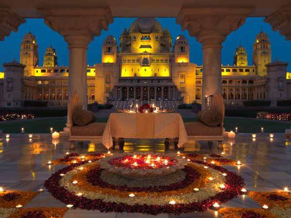 umai bhawan palace, dream wedding destination
