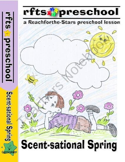 Scent-sational Spring An Early Learning Preschool Program product from RFTS-Preschool on TeachersNotebook.com