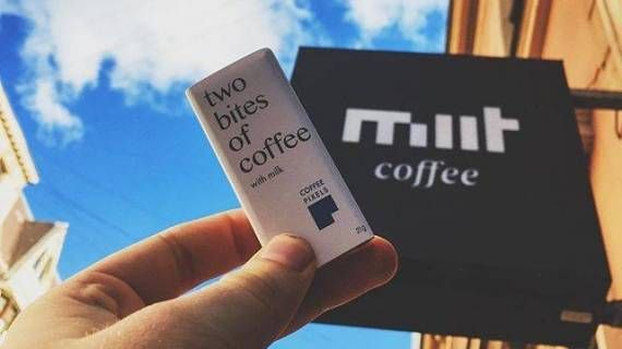 MIIT coffee in Riga | #MyWorldOfActivities