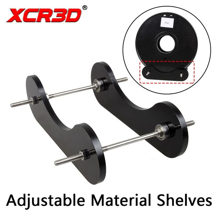 Best price US $4.72  XCR3D 3D Printer Universal Adjustable Material Shelves Supplies Fixed Seat Acrylic Desktop Machine Wire Frame Holder For PLA/ABS  #XCRD #Printer #Universal #Adjustable #Material #Shelves #Supplies #Fixed #Seat #Acrylic #Desktop #Machine #Wire #Frame #Holder #PLAABS  #OnlineShop