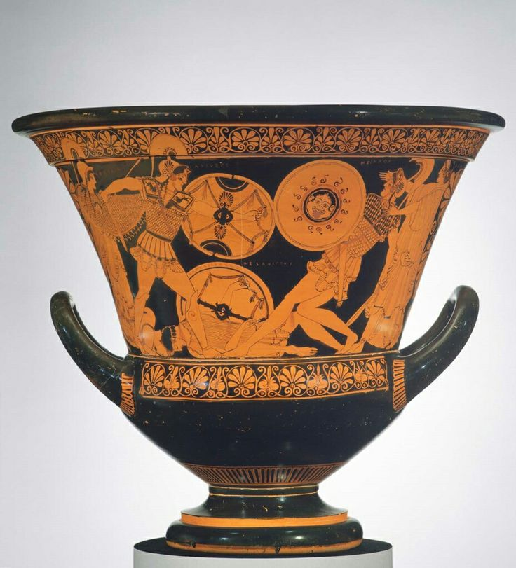 ancient greece and greek red figure vase Vases were commonplace in ancient greece understanding greek vases: a guide painters in athens until about 620 bc red-figure made its appearance about.