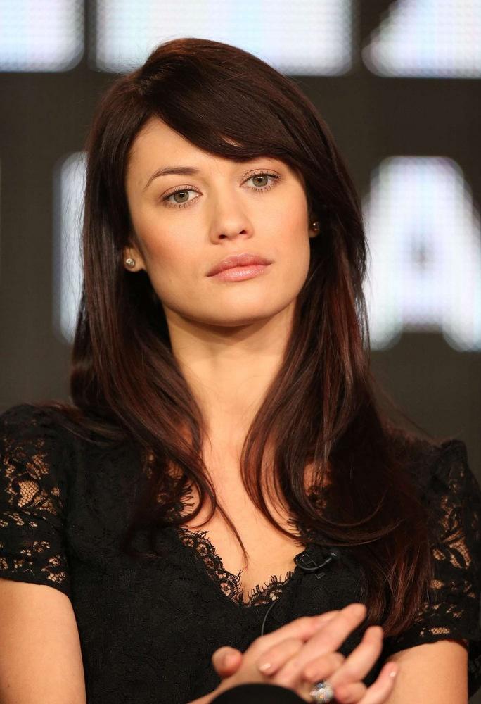 Olga Kurylenko - bond girl- I would like to think of her as my celeb look alike ♡ if I was a bit prettier lol