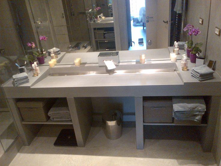 Les 228 meilleures images du tableau salle de bain sur for Forum construire salle de bain