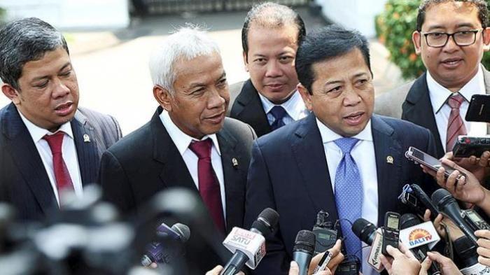 Kambing Kumpul dengan Kambing, Garong dengan Garong, Mafia dengan Mafia. Bukan Begitu, Pak Prabowo?