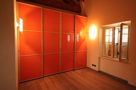 L'armadio che fa atmosfera.