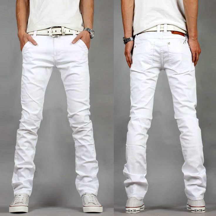 1000  ideas about White Skinny Jeans Men on Pinterest | Shirts ...