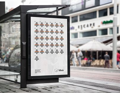 "Check out new work on my @Behance portfolio: ""BBOX 