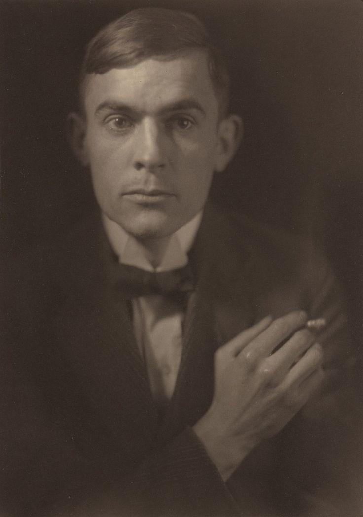Werner Mantz, Porträt von Anton Räderscheidt, 1923, Museum Ludwig, Köln, © VG Bild-Kunst, Bonn 2017, Foto: Rheinisches Bildarchiv Köln