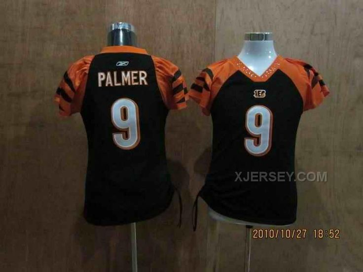 http://www.xjersey.com/bengals-9-carson-palmer-black-women-jerseys.html BENGALS 9 CARSON PALMER BLACK WOMEN JERSEYS Only $34.00 , Free Shipping!