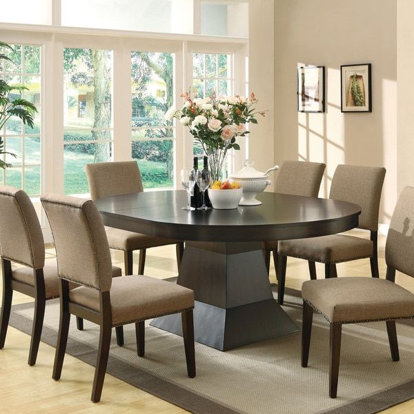 Oval Dining Room Table: 17 Best Ideas About Oval Dining Tables On Pinterest