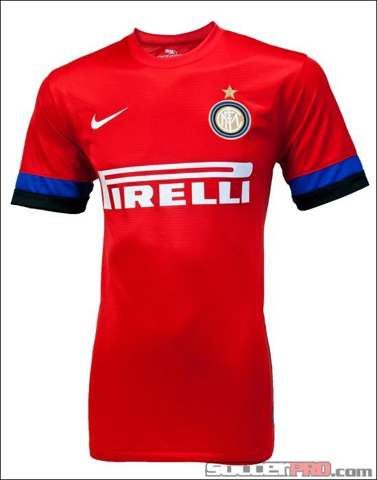 Nike Inter Milan Away Jersey 2012-2013...$76.49