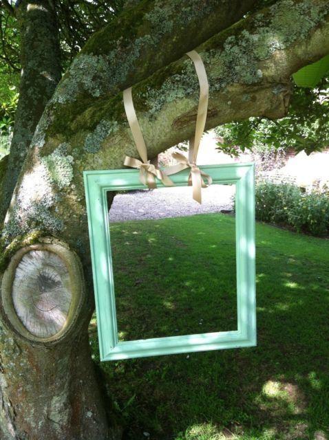 8 Wedding Rustic Shabby Chic Photobooth Frames