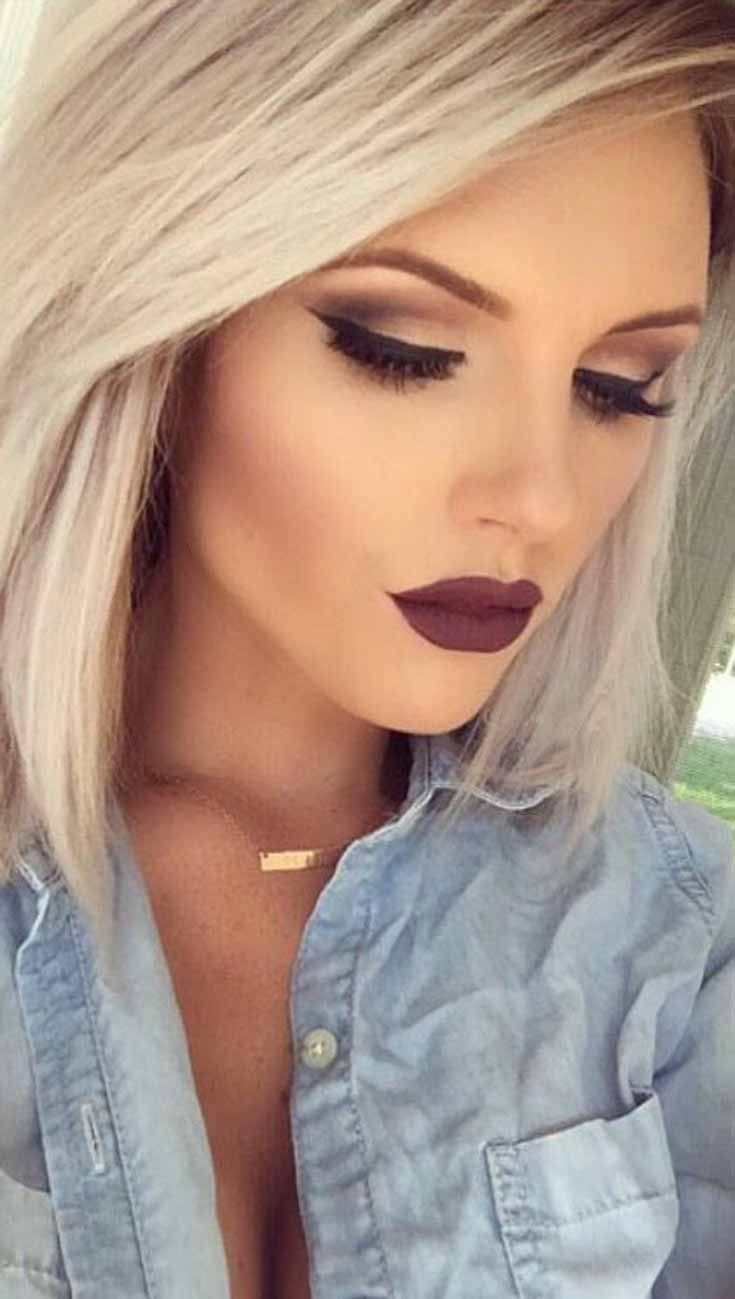 Makeup looks are always different for the different weathers and we are  here to offer you some most attractive Fall Makeup Looks to increase the beauty  of you in this season.Makeup tips are so important because you have to choose  the perfect dress for