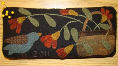 primitive rug hooking,wool applique,hand dyed wool,punch needle ...