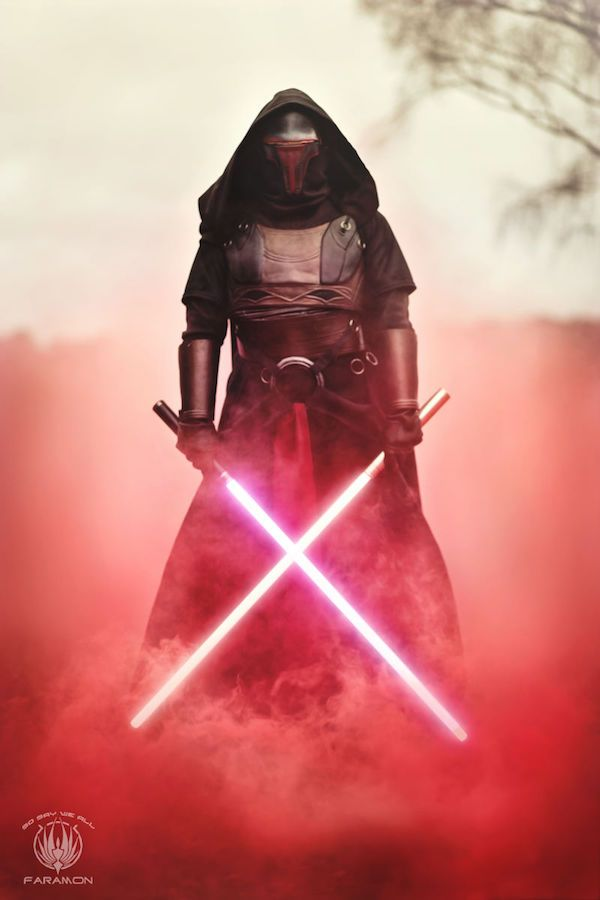 Darth Revan 'Star Wars: Knights Of The Old Republic'