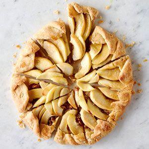 How to Make Patti LaBelle's Free-Form Apple Tart   Diabetic Living Online
