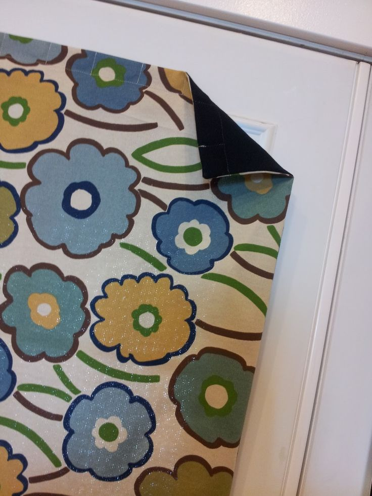 Denise's Masterpieces: Magnetic Window Coverings
