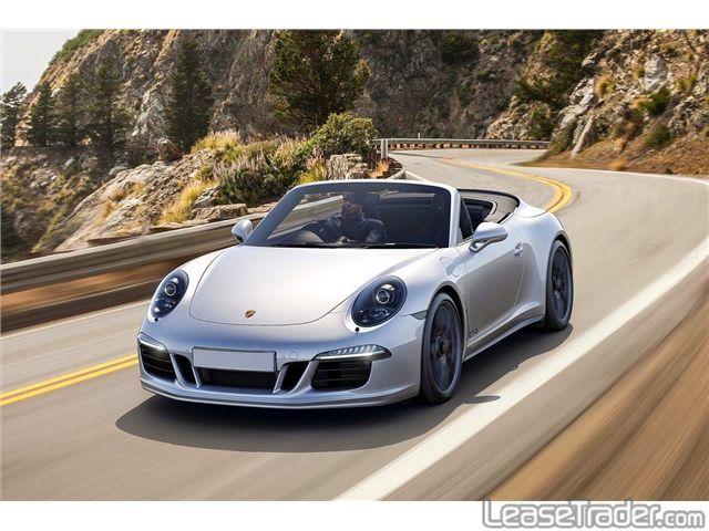 2015 Porsche 911 Carrera Front