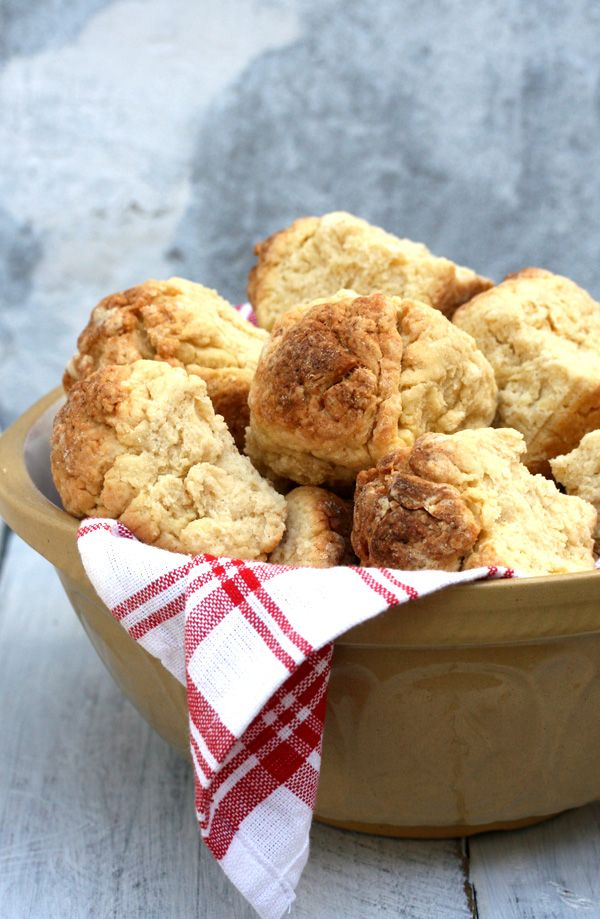 African buttermilk rusks