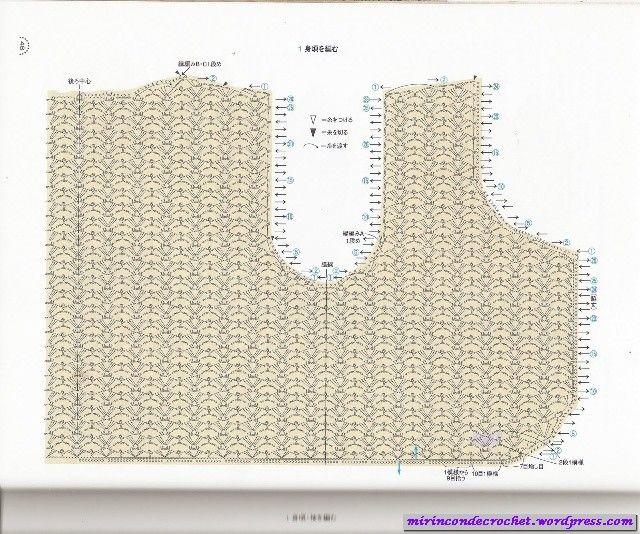 Chalecos | Mi Rincon de Crochet: Hook, Rincon De, Chalecos Written, Crochet Vest, Chalecos En, Boleros, Gisa Gifts, Mi Rincon