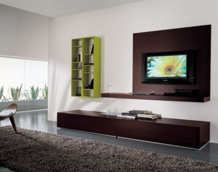 Modern Lcd Cabinet Design And Beautiful Rug Id965   Lcd Tv Cabinet Designs    Furniture Designs