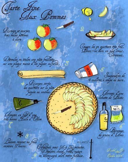 Tambouille» tarte fine alsacienne