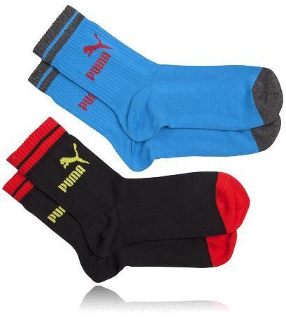 Носки спортивные, puma, 2 пары (цвет другой)