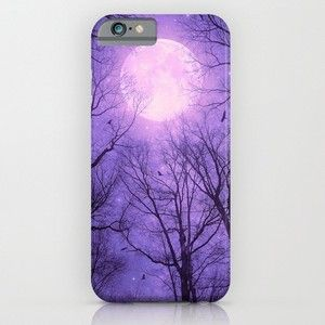May It Be A Light (dark Forest Moon Ii) iPhone 6s Case