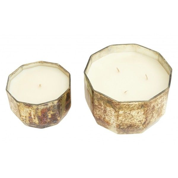 Jayson Home Siberian Fir Candles ($42) ❤ liked on Polyvore featuring home, home decor, candles & candleholders, winter scented candles, eucalyptus candle, scented candles, eucalyptus scented candles and round candles
