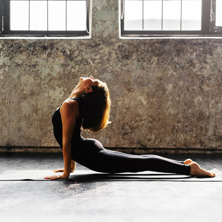 An 11-Minute Yoga Flow to Ease Holiday Stress and Fight Weight Gain   - Fitness - Health.com Video