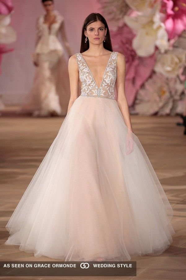 77 best Wedding Gowns images on Pinterest | Wedding frocks ...