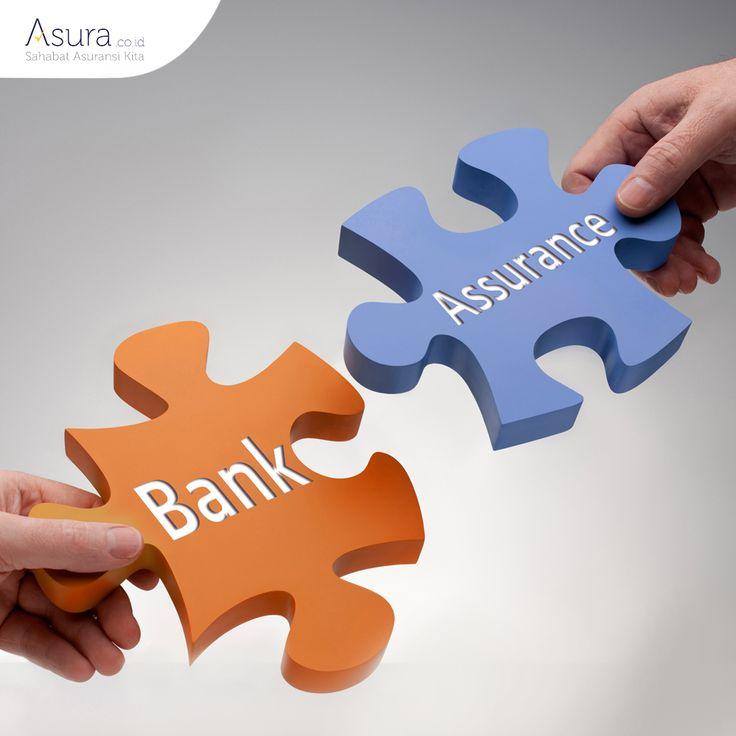 Bancassurance adalah metode distribusi penjualan asuransi dengan menggunakan bank sebagai penyalur yang pada umumnya menggunakan nasabah bank sebagai target pemasaran. Bancassurance juga mengacu pada perpaduan layanan perbankan dan asuransi dalam satu tempat.