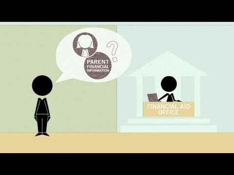 FAFSA: Determining Your Dependency Status http://www.thelittleblackbookofafinancialaidofficer.com/ #financial aid #scholarships