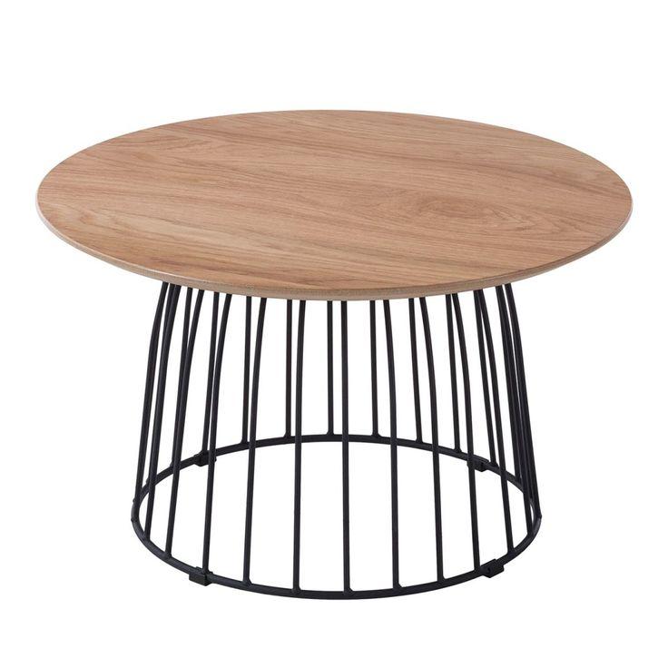 die besten 25 beistelltisch eiche ideen auf pinterest beistelltische in eiche moderne. Black Bedroom Furniture Sets. Home Design Ideas