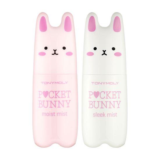 Tony Moly Pocket Bunny Mist | The Cutest Makeup