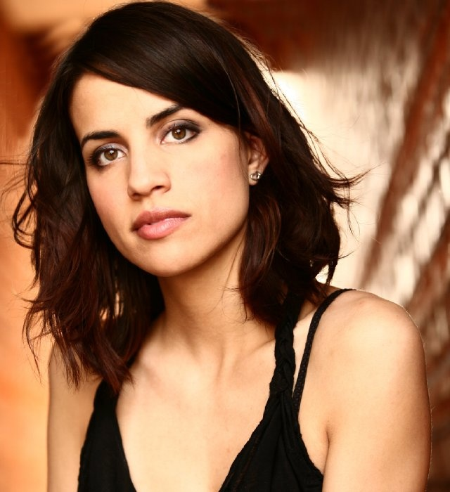 Natalie Morales from The Middleman and Parks & Recreation.