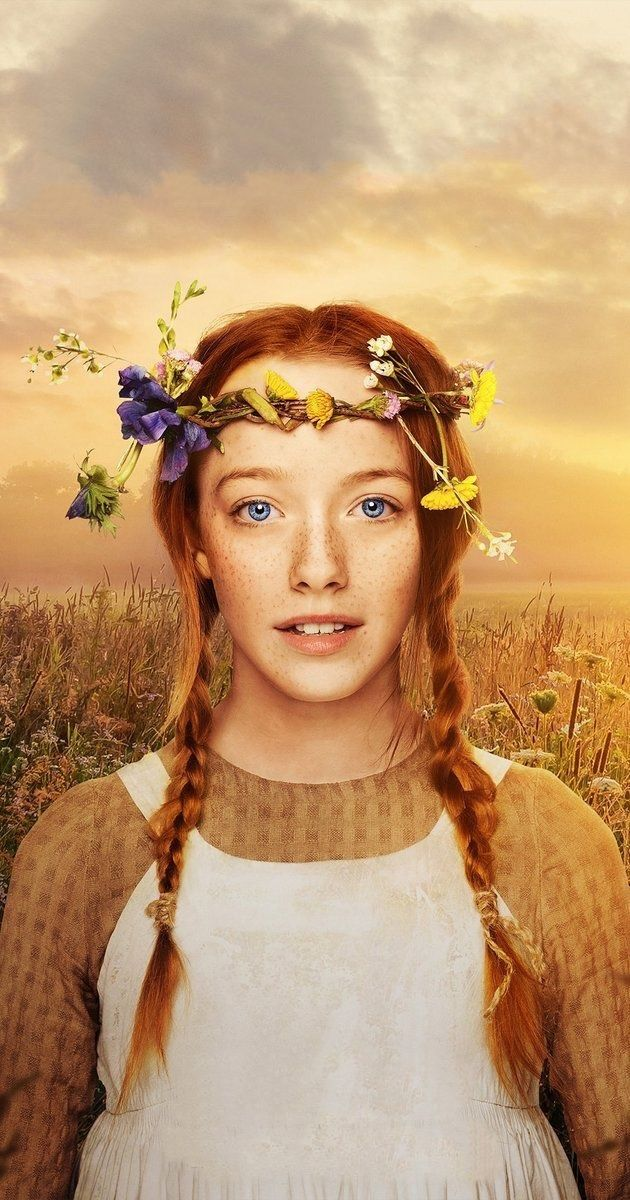 Anne with an E....only two episodes in but it's not too bad.!!!