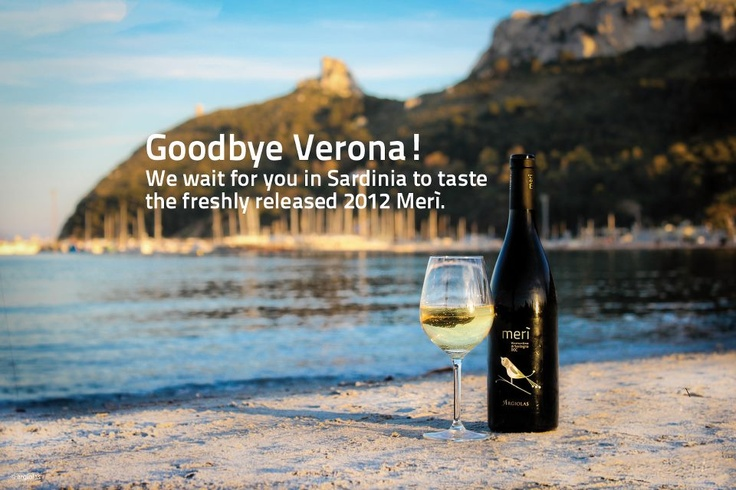 Vinitaly is over, we come back to our Island...