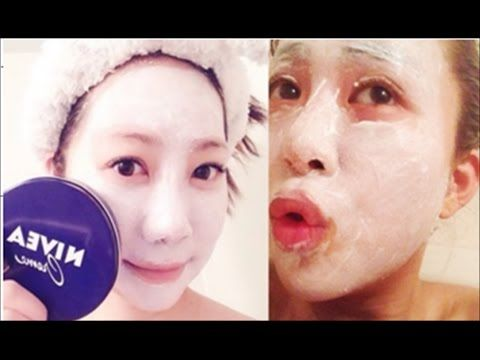 This Is Not A Joke! Put Nivea Creme On Your Skin And See What Happens The Next Day! - YouTube
