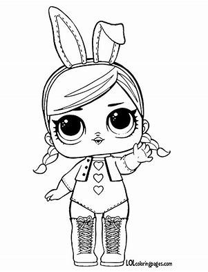Image result for LOL Doll Coloring